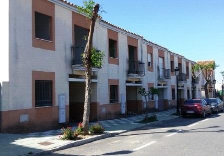 Casa en venta en Hinojos, Hinojos, Huelva, Avenida Luis Rodriguez de Borbolla, 67.200 €, 105 m2