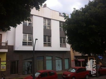 Piso en venta en La Charca, Puerto del Rosario, Las Palmas, Calle Toboso, 70.000 €, 2 habitaciones, 1 baño, 61 m2