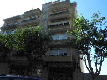 Piso en venta en Benissa, Alicante, Avenida Pais Valencia, 57.997 €, 3 habitaciones, 1 baño, 127 m2