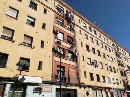 Piso en venta en Ciutat Jardí, Valencia, Valencia, Calle Santos Justo Y Pastor, 39.938 €, 3 habitaciones, 1 baño, 71 m2