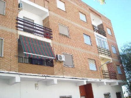 Piso en venta en Argamasilla de Alba, Ciudad Real, Calle Colonia Julio Rico Sanz, 23.501 €, 3 habitaciones, 1 baño, 114 m2