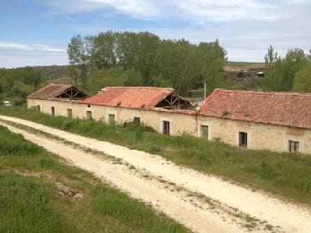Industrial en venta en Bernuy de Porreros, Segovia, Calle Juncal, 47.250 €, 575 m2