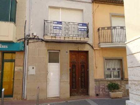 Casa en venta en Playa de Chilches, Chilches/xilxes, Castellón, Calle España, 137.000 €, 3 habitaciones, 2 baños, 212 m2