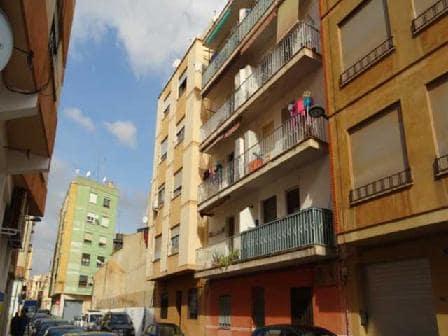 Piso en venta en Vila-real, Castellón, Calle Pare Pascual Fortuño, 25.300 €, 3 habitaciones, 1 baño, 90 m2