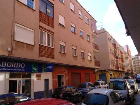 Piso en venta en La Cantera, Sagunto/sagunt, Valencia, Calle Sepulveda, 85.100 €, 3 habitaciones, 2 baños, 127 m2
