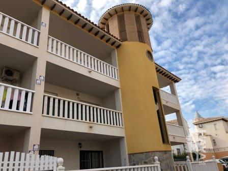 Piso en venta en Orihuela, Alicante, Urbanización Playa Golf Ii, 67.400 €, 2 habitaciones, 1 baño, 71 m2