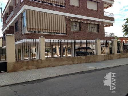 Piso en venta en Punta Calera, los Alcázares, Murcia, Avenida Marques Rozalejo, 75.000 €, 1 habitación, 1 baño, 84 m2