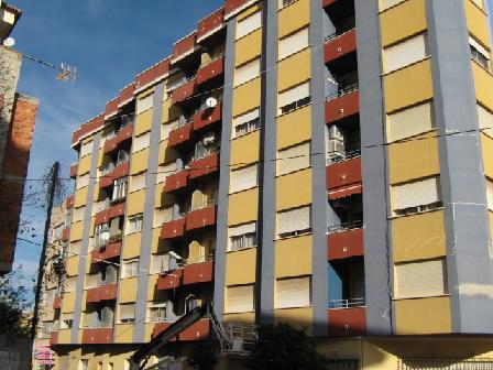 Piso en venta en L´asil, Pedreguer, Alicante, Calle Arquitecto Antoni Gilabert, 71.489 €, 3 habitaciones, 2 baños, 119 m2