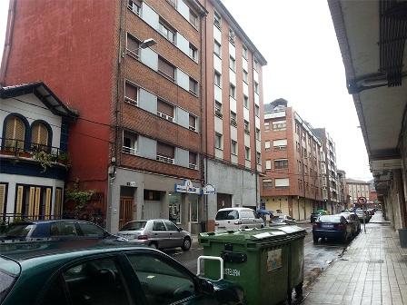 Piso en venta en Langreo, Asturias, Calle Lucio Villegas, 22.500 €, 3 habitaciones, 1 baño, 86 m2