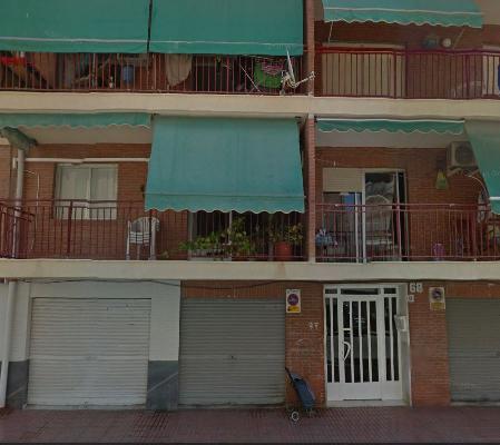 Piso en venta en Santa Pola, Alicante, Calle Gabriel Miró, 103.900 €, 3 habitaciones, 2 baños, 100 m2