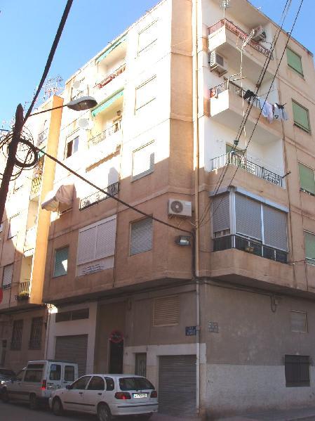 Piso en venta en Elda, Alicante, Calle Francisco de Quevedo, 18.865 €, 4 habitaciones, 1 baño, 97 m2