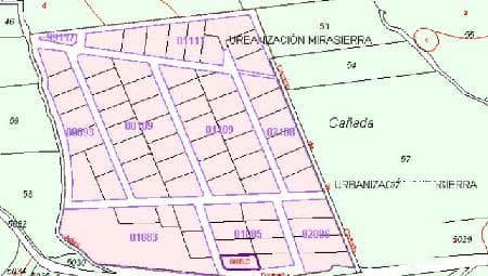 Suelo en venta en Alba de Tormes, Salamanca, Calle Mirasierra Vi, 21.000 €, 770 m2