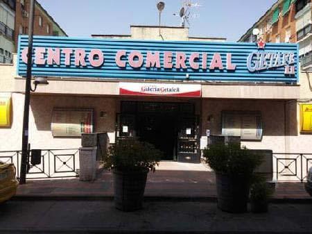 Oficina en venta en Las Margaritas, Getafe, Madrid, Calle Cataluña, 42.705 €, 73 m2