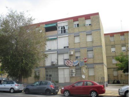 Piso en venta en Jerez de la Frontera, Cádiz, Avenida Tomas Garcia Figueras, 32.000 €, 3 habitaciones, 2 baños, 82 m2