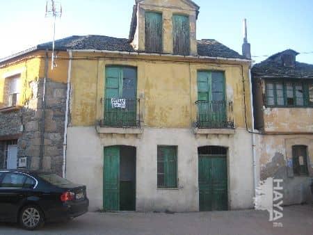 Casa en venta en Congosto, León, Plaza Picota-sm,, 23.800 €, 2 habitaciones, 1 baño, 161 m2