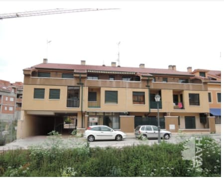 Piso en venta en Bernuy de Porreros, Segovia, Pasaje Juarra, 53.447 €, 1 habitación, 1 baño, 54 m2