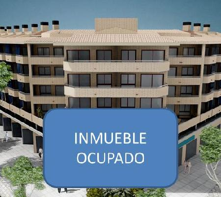 Piso en venta en Callosa de Segura, Alicante, Calle Albardetas, 41.525 €, 1 baño, 151 m2