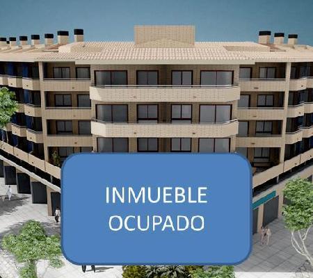 Piso en venta en La Línea de la Concepción, Cádiz, Calle Guadalupe, 43.124 €, 3 habitaciones, 1 baño, 86 m2