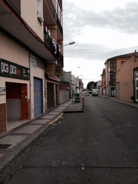 Piso en venta en Íscar, Valladolid, Calle Palomares, 39.000 €, 3 habitaciones, 1 baño, 86 m2