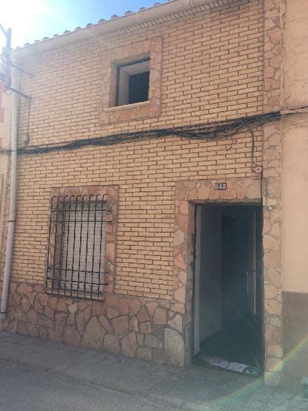 Casa en venta en La Roda, la Roda, Albacete, Calle Hermanos Quintero, 50.812 €, 3 habitaciones, 1 baño, 160 m2