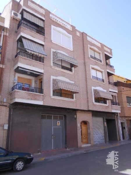 Piso en venta en Caudete, Albacete, Calle San Vicente, 77.455 €, 3 habitaciones, 2 baños, 118 m2