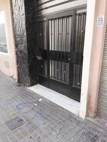 Piso en venta en Valencia, Valencia, Calle del Consol, 78.500 €, 2 habitaciones, 1 baño, 71 m2