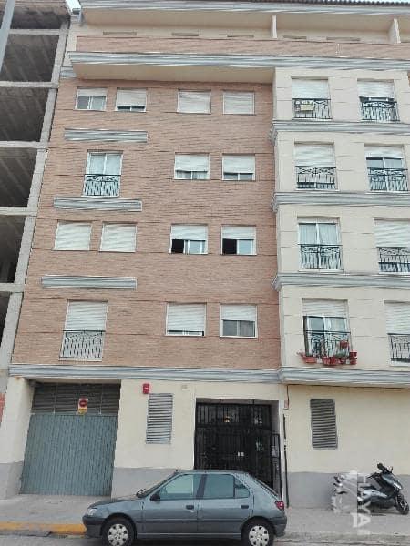 Piso en venta en Ausias March, Carlet, Valencia, Calle Camp de Turia, 61.900 €, 2 habitaciones, 1 baño, 90 m2