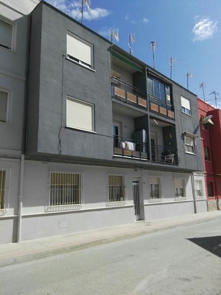 Piso en venta en Mutxamel, Alicante, Calle Cervantes, 55.000 €, 2 habitaciones, 1 baño, 80 m2