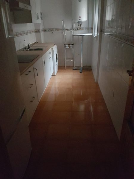 Piso en venta en Las Gabias, Granada, Calle Real de Málaga, 61.800 €, 3 habitaciones, 75,12 m2