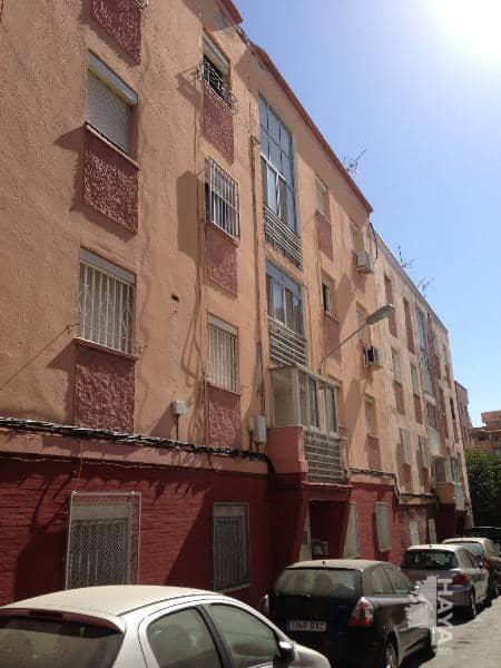 Piso en venta en San Luis, Almería, Almería, Calle Guitarrista Juan Arcas, 39.585 €, 2 habitaciones, 1 baño, 61 m2