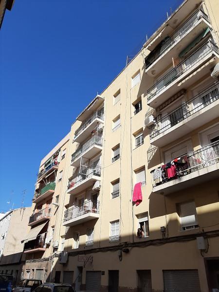 Piso en venta en El Toscar, Elche/elx, Alicante, Avenida Novelda, 31.000 €, 3 habitaciones, 1 baño, 82 m2
