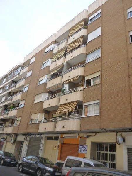 Piso en venta en Gandia, Valencia, Calle Ferrocarril de Alcoy, 65.600 €, 4 habitaciones, 1 baño, 103 m2
