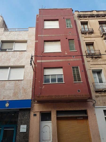 Piso en venta en Mas de Miralles, Amposta, Tarragona, Calle Major, 18.000 €, 3 habitaciones, 2 baños, 45 m2