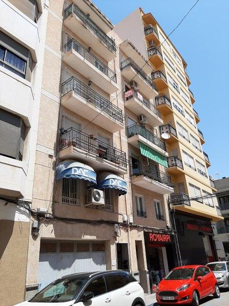 Piso en venta en Novelda, Novelda, Alicante, Calle Lepanto, 30.500 €, 2 habitaciones, 1 baño, 91 m2