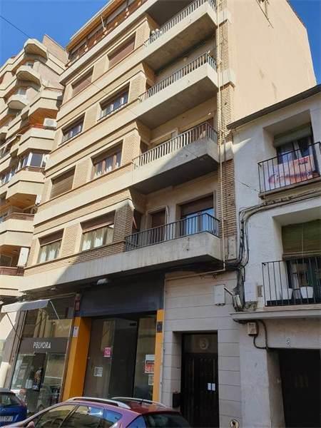 Piso en venta en Tudela, Tudela, Navarra, Calle San Marcial, 170.200 €, 4 habitaciones, 2 baños, 231 m2