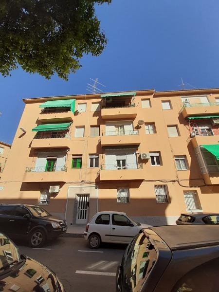 Piso en venta en Casablanca, Elche/elx, Alicante, Calle Andres Ibarra Mateu, 24.000 €, 2 habitaciones, 1 baño, 64 m2