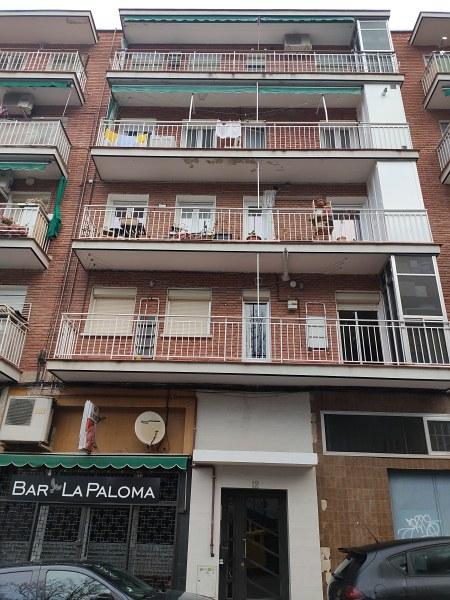 Piso en venta en San Sebastián de los Reyes, Madrid, Calle Hermanos Sanz, 121.000 €, 2 habitaciones, 1 baño, 68 m2