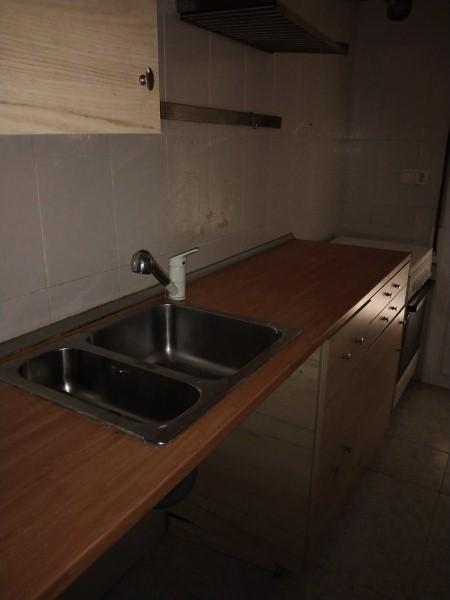Piso en venta en Escola Industrial, Terrassa, Barcelona, Calle Estanislao Figueras, 127.000 €, 3 habitaciones, 1 baño, 79 m2