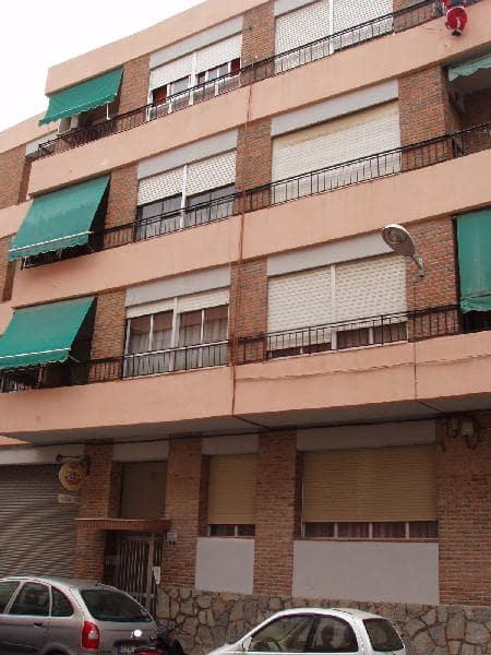 Piso en venta en Les Penyetes, Mutxamel, Alicante, Calle Pilar Beltri, 37.035 €, 3 habitaciones, 1 baño, 89 m2