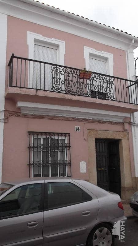 Piso en venta en San Vicente de Alcántara, San Vicente de Alcántara, Badajoz, Calle Antonio Machado, 75.000 €, 4 habitaciones, 4 baños, 416 m2