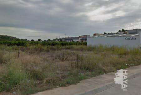 Suelo en venta en Grupo San Pedro, la Llosa, Castellón, Calle El Llorer, 82.400 €, 1417 m2