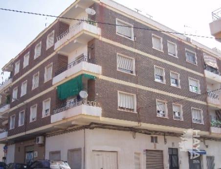 Piso en venta en Alhama de Murcia, Murcia, Calle Enrique Granados, 57.167 €, 3 habitaciones, 1 baño, 105 m2