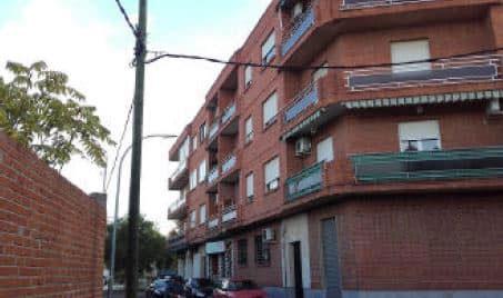 Piso en venta en Ajofrín, Ajofrín, Toledo, Calle Buitragos, 40.423 €, 3 habitaciones, 2 baños, 131 m2