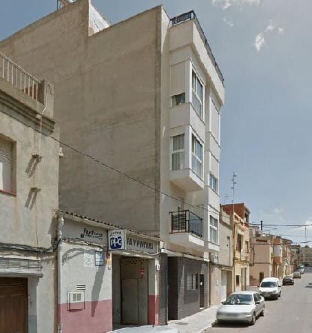 Piso en venta en Cabanes, Castellón, Calle Teatre, 30.882 €, 2 habitaciones, 1 baño, 82 m2