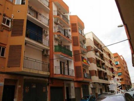 Piso en venta en Sagunto/sagunt, Valencia, Calle Rey Felipe Iii, 39.300 €, 3 habitaciones, 1 baño, 82 m2