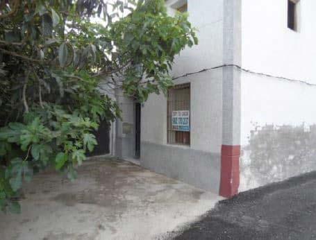 Casa en venta en Murcia, Murcia, Calle Regueron, 55.200 €, 3 habitaciones, 1 baño, 126 m2