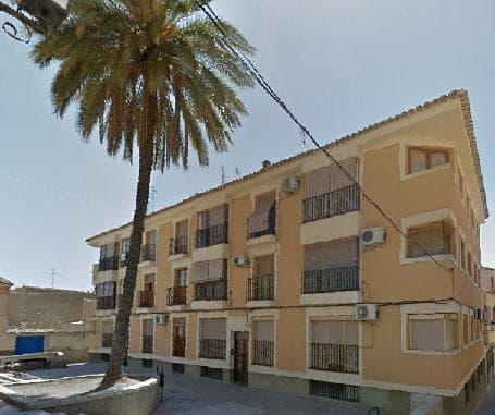 Piso en venta en El Niño, Mula, Murcia, Plaza de la Palmera, 43.600 €, 4 habitaciones, 2 baños, 129 m2