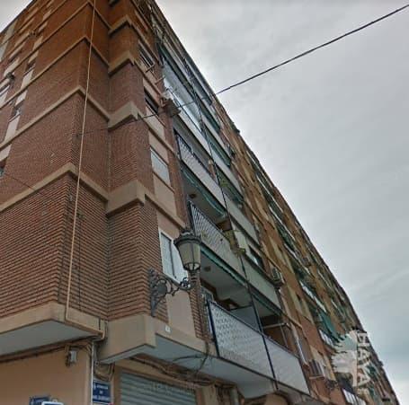 Piso en venta en Jesús, Valencia, Valencia, Avenida de Manuel Colomer Marco, 65.575 €, 3 habitaciones, 1 baño, 81 m2