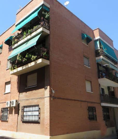 Piso en venta en Murcia, Murcia, Calle Colonia San Mateo, 77.491 €, 3 habitaciones, 2 baños, 98 m2