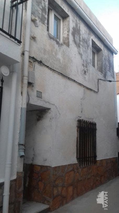 Casa en venta en Saelices, Saelices, españa, Calle Huerta del Parador, 11.563 €, 2 habitaciones, 1 baño, 81 m2